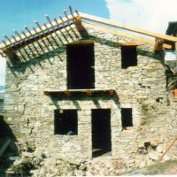 Puy d'Amoun, il cantiere