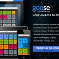 Goose Sales CRM Mobile